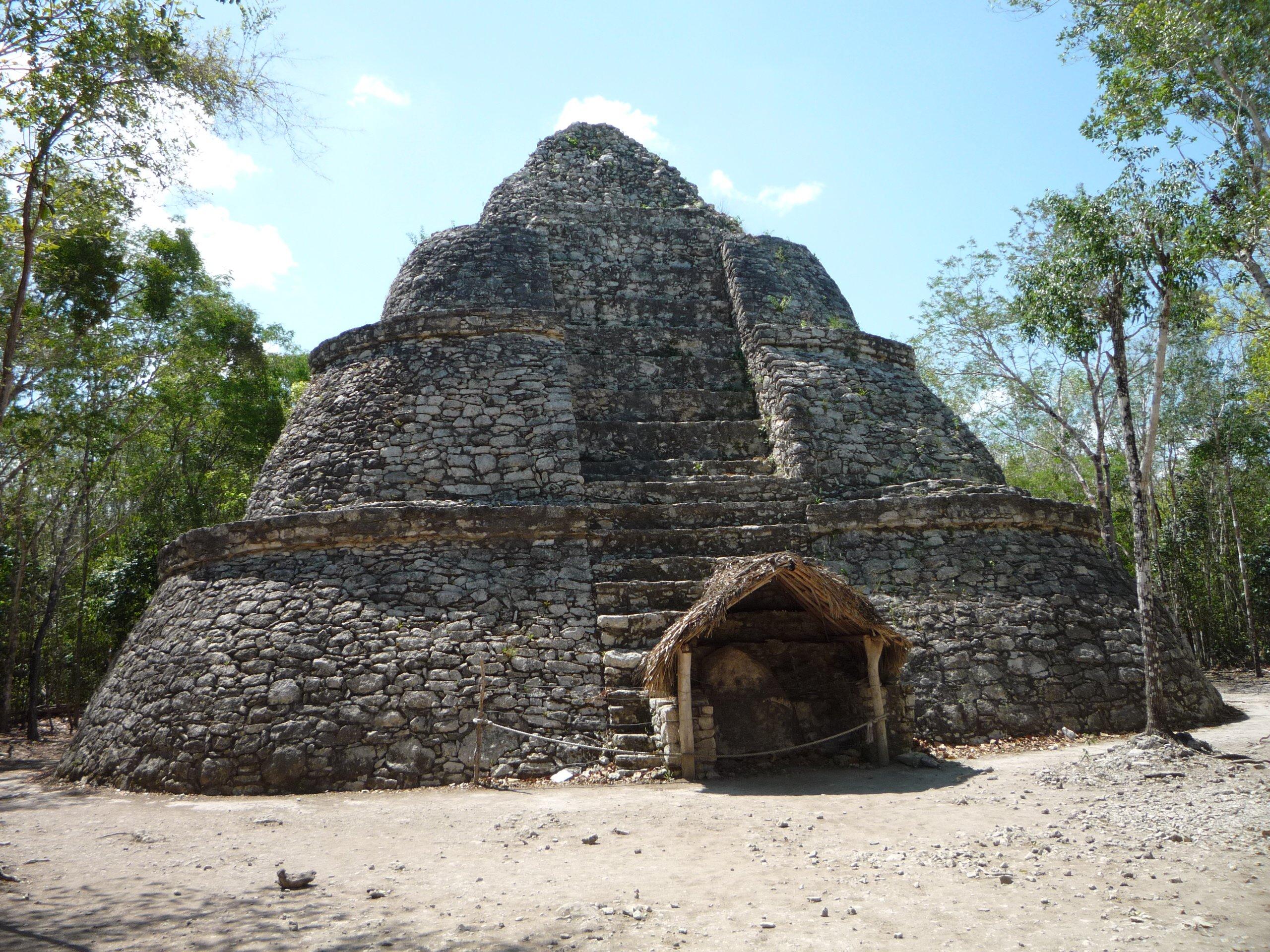 coba rencontre maya