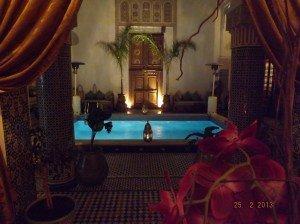 Retour de nos clients d'un combiné Marrakech/Fès dans MAROC maroc-300x224